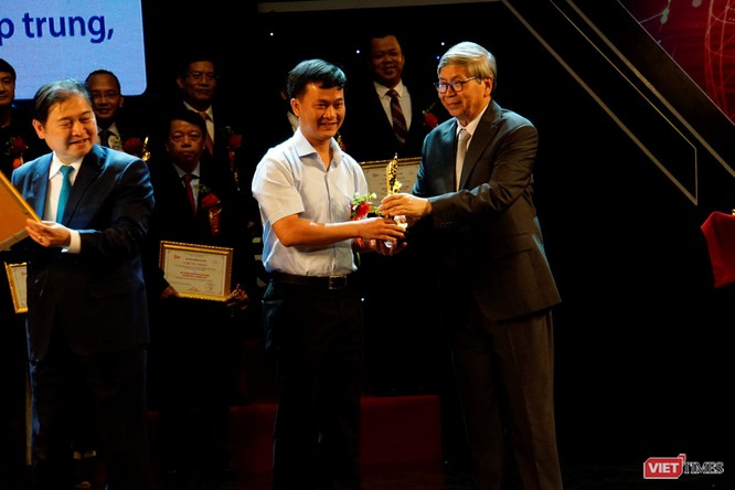 Giải thưởng Chuyển đổi số Việt Nam cổ vũ ứng dụng công nghệ để chuyển đổi số mạnh mẽ ảnh 18
