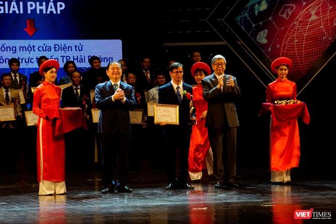 Giải thưởng Chuyển đổi số Việt Nam cổ vũ ứng dụng công nghệ để chuyển đổi số mạnh mẽ ảnh 19