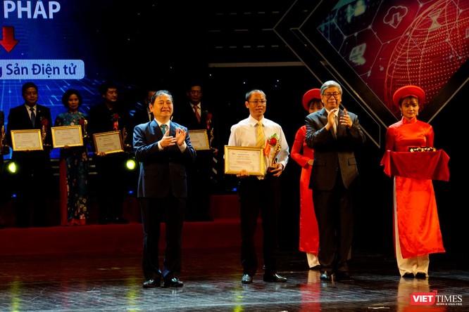 Giải thưởng Chuyển đổi số Việt Nam cổ vũ ứng dụng công nghệ để chuyển đổi số mạnh mẽ ảnh 14