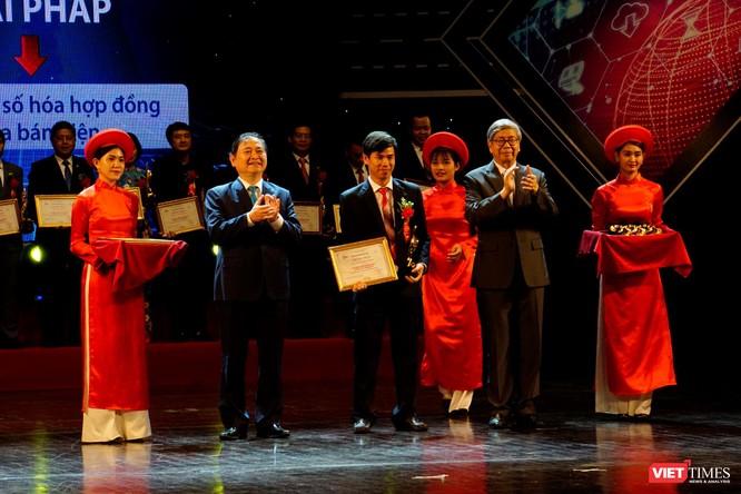 Giải thưởng Chuyển đổi số Việt Nam cổ vũ ứng dụng công nghệ để chuyển đổi số mạnh mẽ ảnh 17