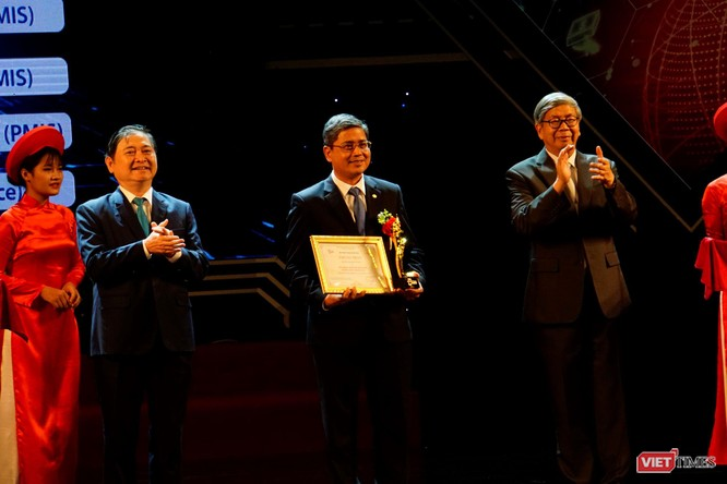 Giải thưởng Chuyển đổi số Việt Nam cổ vũ ứng dụng công nghệ để chuyển đổi số mạnh mẽ ảnh 4