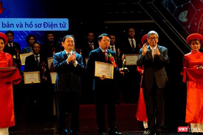 Giải thưởng Chuyển đổi số Việt Nam cổ vũ ứng dụng công nghệ để chuyển đổi số mạnh mẽ ảnh 25