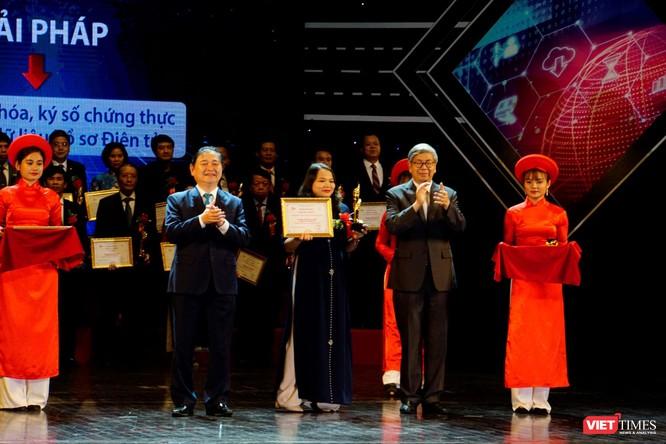 Giải thưởng Chuyển đổi số Việt Nam cổ vũ ứng dụng công nghệ để chuyển đổi số mạnh mẽ ảnh 26