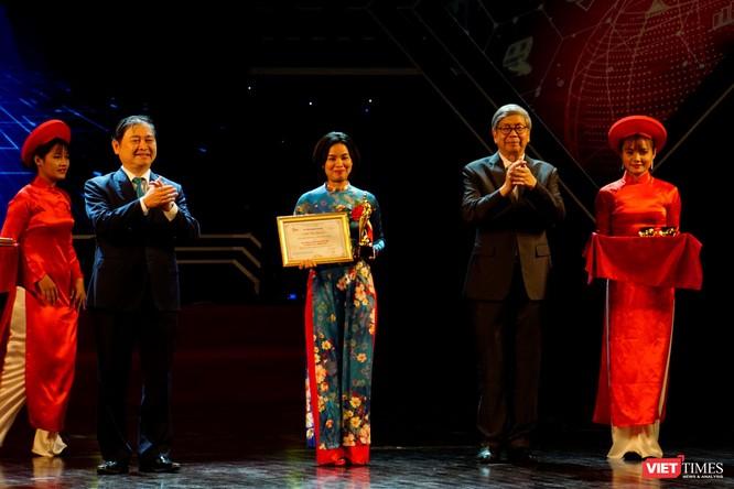 Giải thưởng Chuyển đổi số Việt Nam cổ vũ ứng dụng công nghệ để chuyển đổi số mạnh mẽ ảnh 5