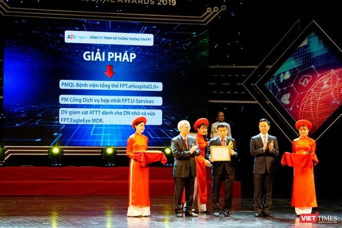 Giải thưởng Chuyển đổi số Việt Nam cổ vũ ứng dụng công nghệ để chuyển đổi số mạnh mẽ ảnh 29