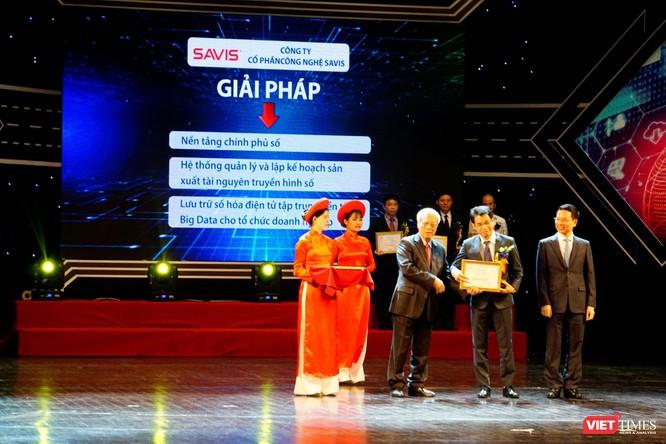 Giải thưởng Chuyển đổi số Việt Nam cổ vũ ứng dụng công nghệ để chuyển đổi số mạnh mẽ ảnh 30