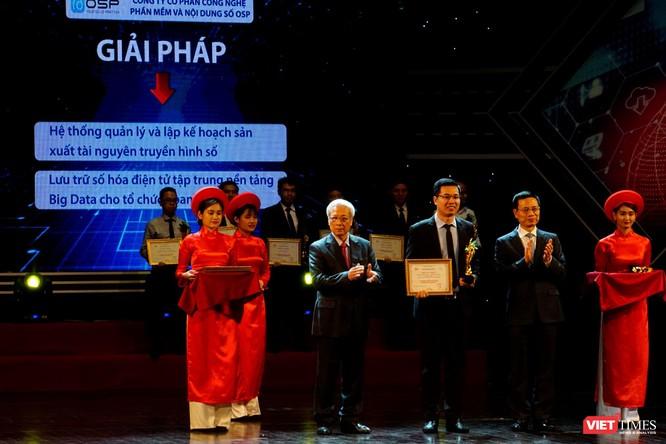 Giải thưởng Chuyển đổi số Việt Nam cổ vũ ứng dụng công nghệ để chuyển đổi số mạnh mẽ ảnh 33