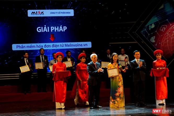 Giải thưởng Chuyển đổi số Việt Nam cổ vũ ứng dụng công nghệ để chuyển đổi số mạnh mẽ ảnh 35