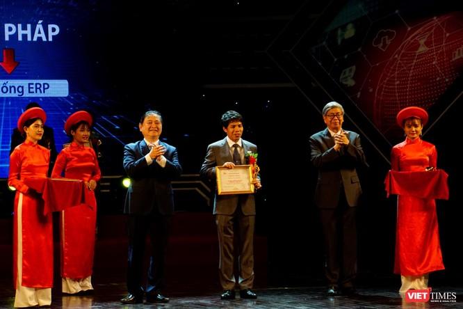 Giải thưởng Chuyển đổi số Việt Nam cổ vũ ứng dụng công nghệ để chuyển đổi số mạnh mẽ ảnh 6