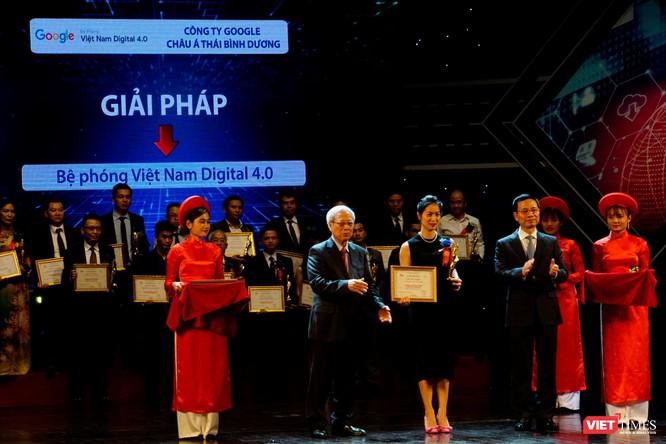 Giải thưởng Chuyển đổi số Việt Nam cổ vũ ứng dụng công nghệ để chuyển đổi số mạnh mẽ ảnh 45
