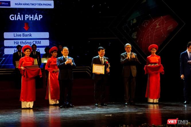 Giải thưởng Chuyển đổi số Việt Nam cổ vũ ứng dụng công nghệ để chuyển đổi số mạnh mẽ ảnh 8