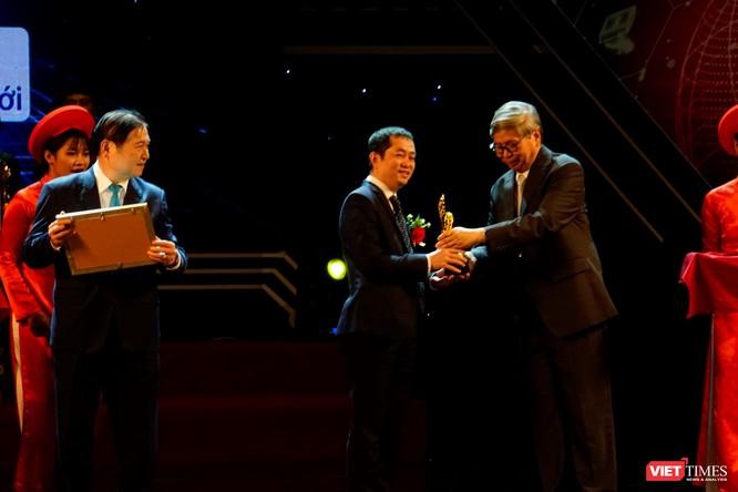 Giải thưởng Chuyển đổi số Việt Nam cổ vũ ứng dụng công nghệ để chuyển đổi số mạnh mẽ ảnh 9