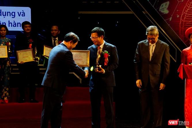 Giải thưởng Chuyển đổi số Việt Nam cổ vũ ứng dụng công nghệ để chuyển đổi số mạnh mẽ ảnh 12