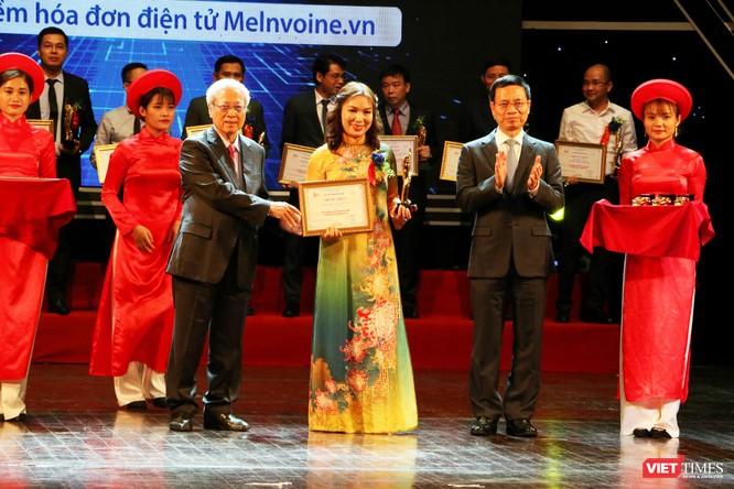 """Tổng Giám đốc MISA: """"Giải thưởng Chuyển đổi số Việt Nam 2019 có ý nghĩa đặc biệt trong cuộc cách mạng 4.0 tại Việt Nam"""" ảnh 1"""