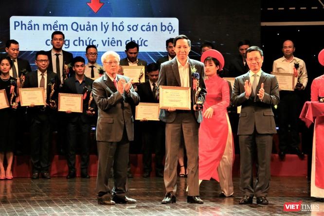 Giải thưởng Chuyển đổi Số chứng minh cho thế giới thấy người Việt có thể làm được sản phẩm tốt ảnh 1