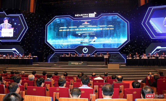 Trưởng Ban Kinh tế Trung ương chỉ ra hàng loạt điểm Việt Nam còn yếu khi tham gia CMCN 4.0 ảnh 1