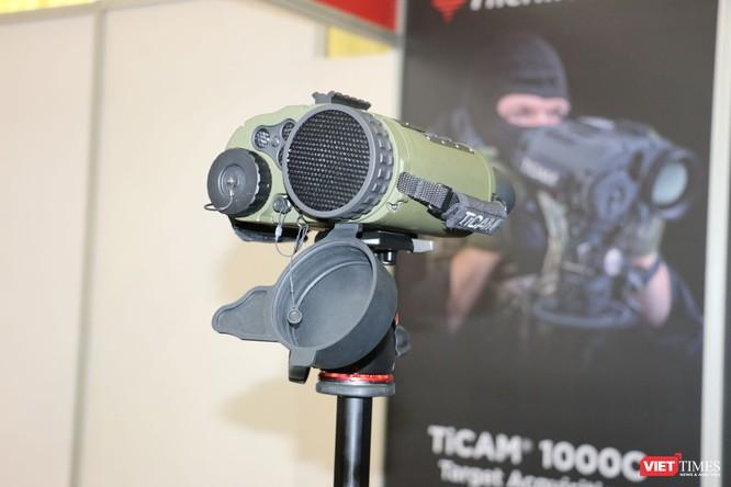 Chiêm ngưỡng hàng trăm trang thiết bị quân sự hiện đại xuất hiện tại Triển lãm Quốc tế về Quốc phòng và An ninh Việt Nam 2019 ảnh 16