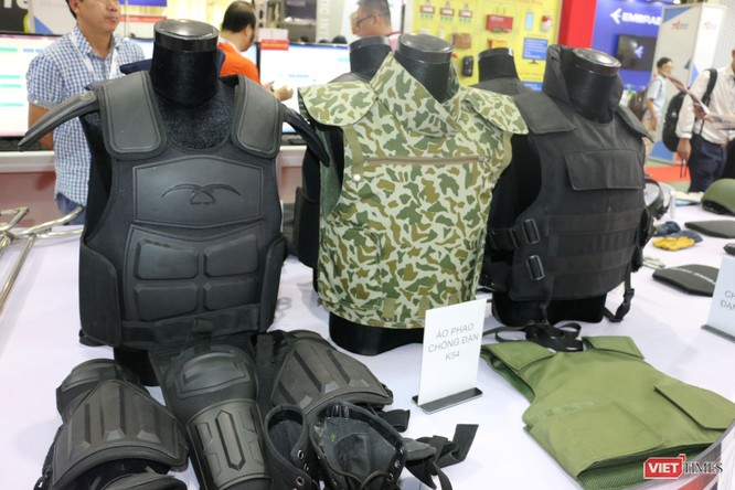 Chiêm ngưỡng hàng trăm trang thiết bị quân sự hiện đại xuất hiện tại Triển lãm Quốc tế về Quốc phòng và An ninh Việt Nam 2019 ảnh 29