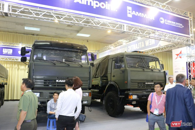 Chiêm ngưỡng hàng trăm trang thiết bị quân sự hiện đại xuất hiện tại Triển lãm Quốc tế về Quốc phòng và An ninh Việt Nam 2019 ảnh 31