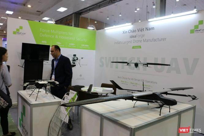 Chiêm ngưỡng hàng trăm trang thiết bị quân sự hiện đại xuất hiện tại Triển lãm Quốc tế về Quốc phòng và An ninh Việt Nam 2019 ảnh 37