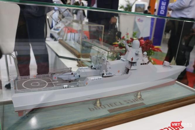 Chiêm ngưỡng hàng trăm trang thiết bị quân sự hiện đại xuất hiện tại Triển lãm Quốc tế về Quốc phòng và An ninh Việt Nam 2019 ảnh 41