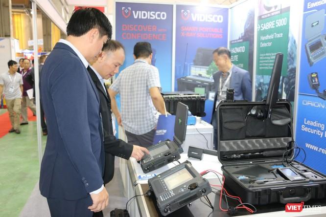 Chiêm ngưỡng hàng trăm trang thiết bị quân sự hiện đại xuất hiện tại Triển lãm Quốc tế về Quốc phòng và An ninh Việt Nam 2019 ảnh 45