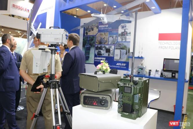 Chiêm ngưỡng hàng trăm trang thiết bị quân sự hiện đại xuất hiện tại Triển lãm Quốc tế về Quốc phòng và An ninh Việt Nam 2019 ảnh 47