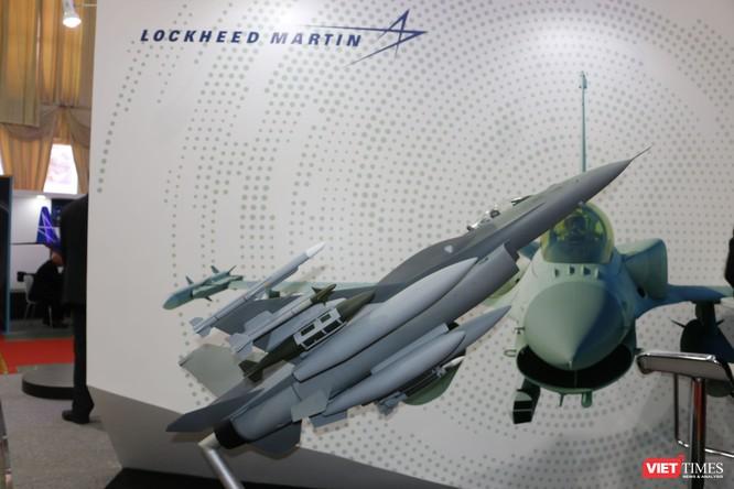 Chiêm ngưỡng hàng trăm trang thiết bị quân sự hiện đại xuất hiện tại Triển lãm Quốc tế về Quốc phòng và An ninh Việt Nam 2019 ảnh 6
