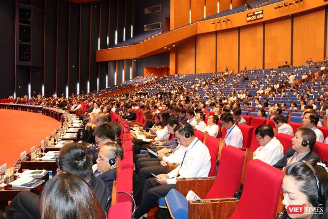 Bộ trưởng Nguyễn Mạnh Hùng chỉ ra con đường để Chuyển đổi số nhanh hơn ảnh 1
