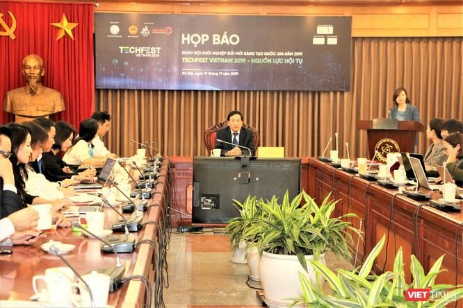 Gần 200 nhà đầu tư và 150 doanh nghiệp lớn, tập đoàn kinh tế sẽ tham dự Techfest Vietnam 2019 ảnh 3