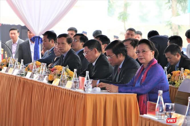 Chủ tịch Quốc hội Nguyễn Thị Kim Ngân dự lễ khánh thành Nhà máy sản xuất thiết bị điện tử thông minh VinSmart ảnh 1