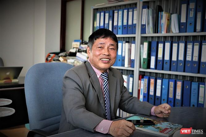 """Tiến sĩ Toán học Nguyễn Ngọc Chu: """"Không nên coi tin giả bao giờ cũng xấu, bởi có lúc nó là một nhu cầu của thực tiễn xã hội!"""" ảnh 2"""