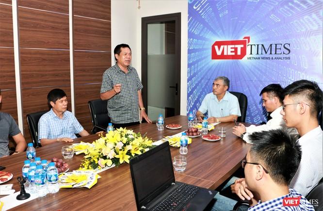 Một VietTimes bản lĩnh, sắc sảo mặc dù tuổi đời khiêm tốn ảnh 3