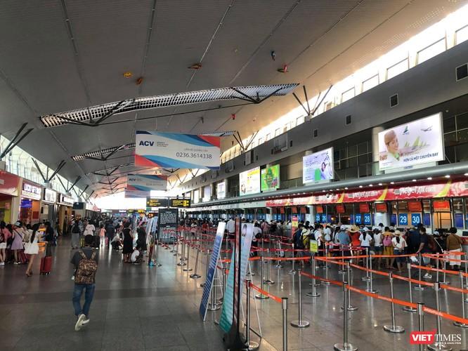 """Có hay không chuyện sân bay Đà Nẵng """"vỡ trận"""" sau khi có tin một người nghi nhiễm Covid-19 ảnh 9"""