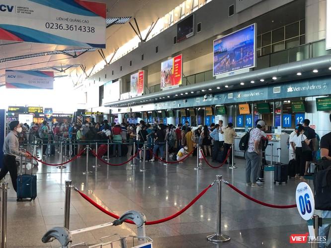 """Có hay không chuyện sân bay Đà Nẵng """"vỡ trận"""" sau khi có tin một người nghi nhiễm Covid-19 ảnh 1"""