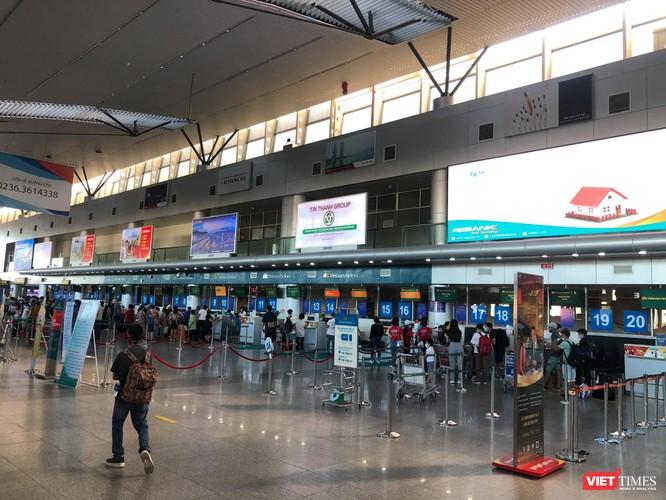 """Có hay không chuyện sân bay Đà Nẵng """"vỡ trận"""" sau khi có tin một người nghi nhiễm Covid-19 ảnh 2"""