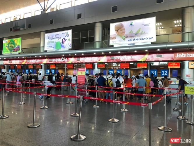 """Có hay không chuyện sân bay Đà Nẵng """"vỡ trận"""" sau khi có tin một người nghi nhiễm Covid-19 ảnh 3"""