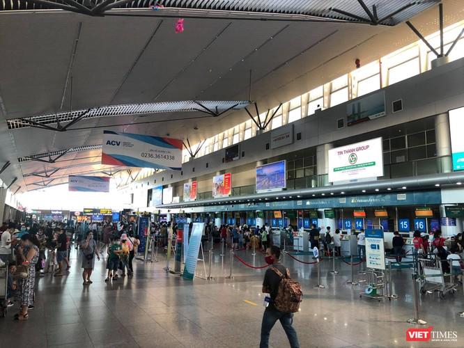 """Có hay không chuyện sân bay Đà Nẵng """"vỡ trận"""" sau khi có tin một người nghi nhiễm Covid-19 ảnh 4"""