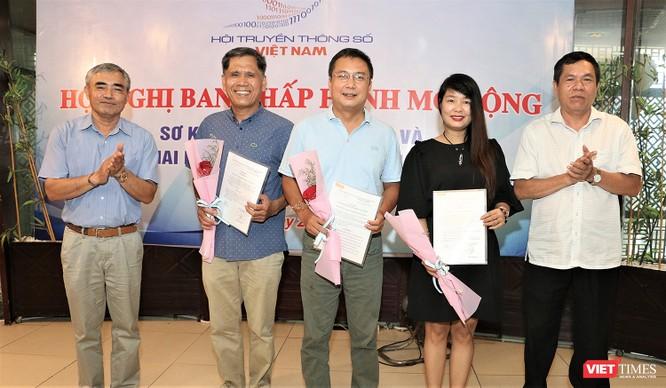 Hội Truyền thông Số Việt Nam khẳng định uy tín qua những bước tiến đáng tự hào ảnh 8