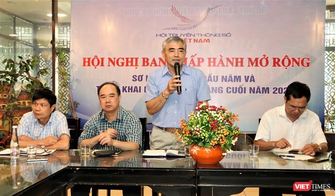 Hội Truyền thông Số Việt Nam khẳng định uy tín qua những bước tiến đáng tự hào ảnh 1