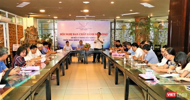 Hội Truyền thông Số Việt Nam khẳng định uy tín qua những bước tiến đáng tự hào ảnh 4