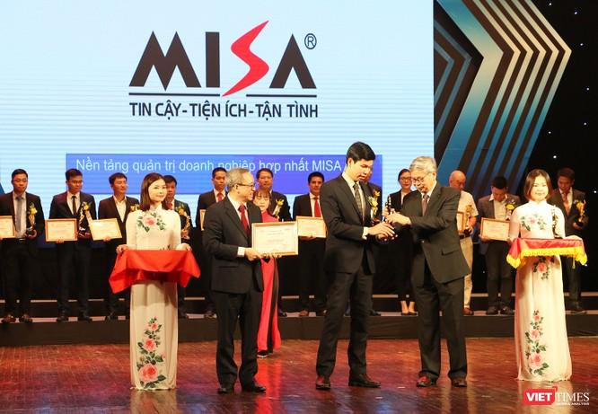 Lý do MISA AMIS giành giải thưởng Chuyển đổi số Việt Nam 2020 ảnh 1