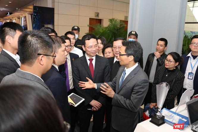 Phó Thủ tướng Vũ Đức Đam chỉ ra nguyên nhân doanh nghiệp công nghệ Việt yếu thế ngay trên sân nhà ảnh 4