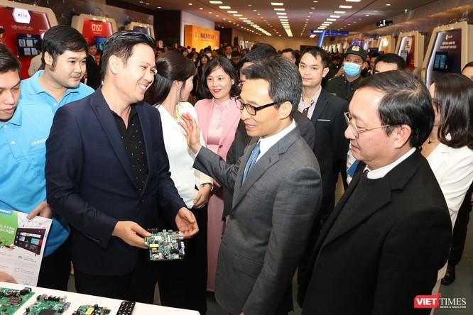 Phó Thủ tướng Vũ Đức Đam chỉ ra nguyên nhân doanh nghiệp công nghệ Việt yếu thế ngay trên sân nhà ảnh 3