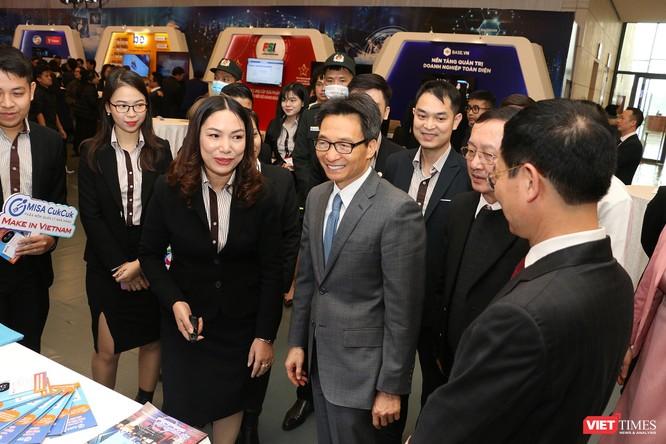 Phó Thủ tướng Vũ Đức Đam chỉ ra nguyên nhân doanh nghiệp công nghệ Việt yếu thế ngay trên sân nhà ảnh 2