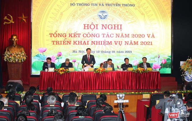 """BT Nguyễn Mạnh Hùng: """"2021 là năm đầu của giai đoạn 5 năm để VN vượt qua thu nhập trung bình thấp"""" ảnh 1"""