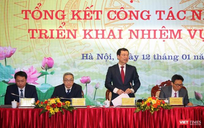 """BT Nguyễn Mạnh Hùng: """"2021 là năm đầu của giai đoạn 5 năm để VN vượt qua thu nhập trung bình thấp"""" ảnh 2"""