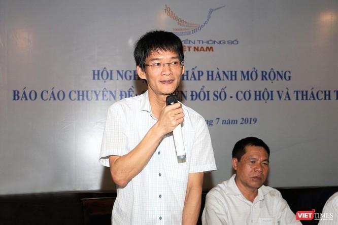 Ông Nguyễn Xuân Cường: eSport ở Việt Nam rất có tiềm năng, có VĐV thu nhập tới 3 triệu USD/năm ảnh 1