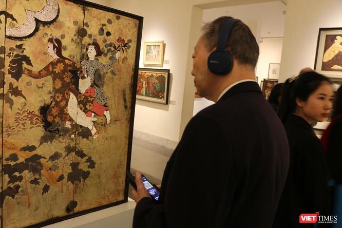 Bảo tàng Mỹ thuật Việt Nam khai mạc triển lãm Mùa xuân Đất nước, trưng bày tác phẩm từ nhiều thế hệ ảnh 8