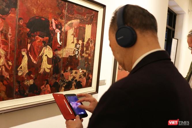 Bảo tàng Mỹ thuật Việt Nam khai mạc triển lãm Mùa xuân Đất nước, trưng bày tác phẩm từ nhiều thế hệ ảnh 10